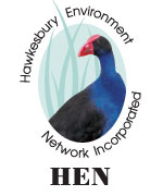 Hawkesbury Environment Network logo