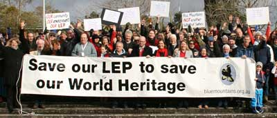 Save Our LEP Rally