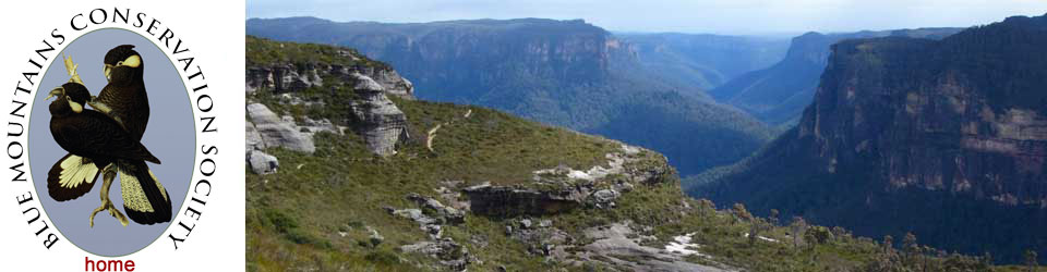 Blue Mountains Conservation Society