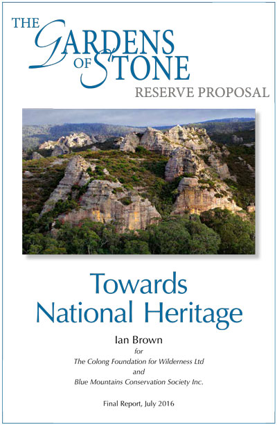 Towards National Heritage Report